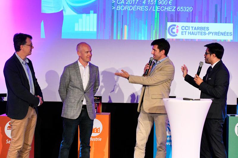 Bajon et Andres récompensé aux Septuors 2018