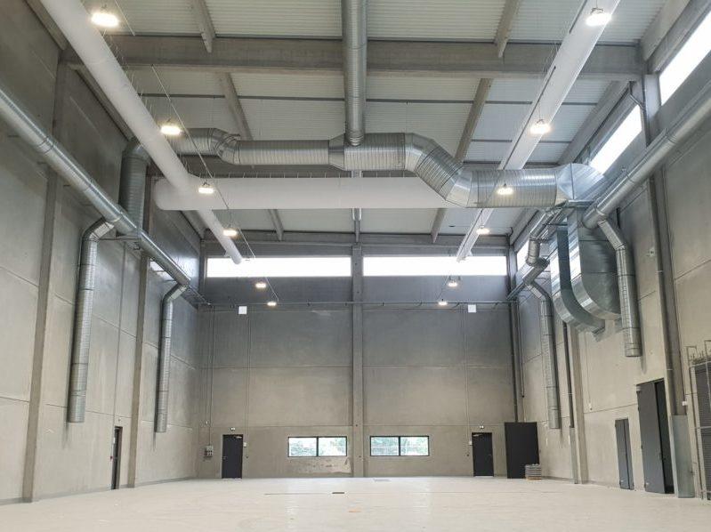1er RTP - Consrtuction des infrastructures liées au MFE AA - Quartier EDME