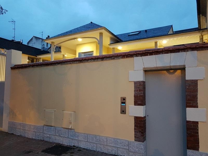 Installation électrique 15 logements Padre Pio