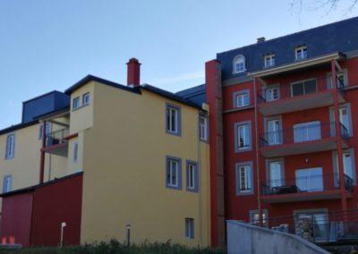 Réhabilitation d'un immeuble de 19 logements