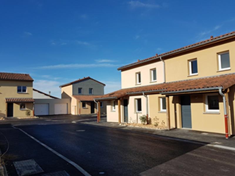 Bajon Andres - Construction de 21 logementsCommune de SEMEAC 65200