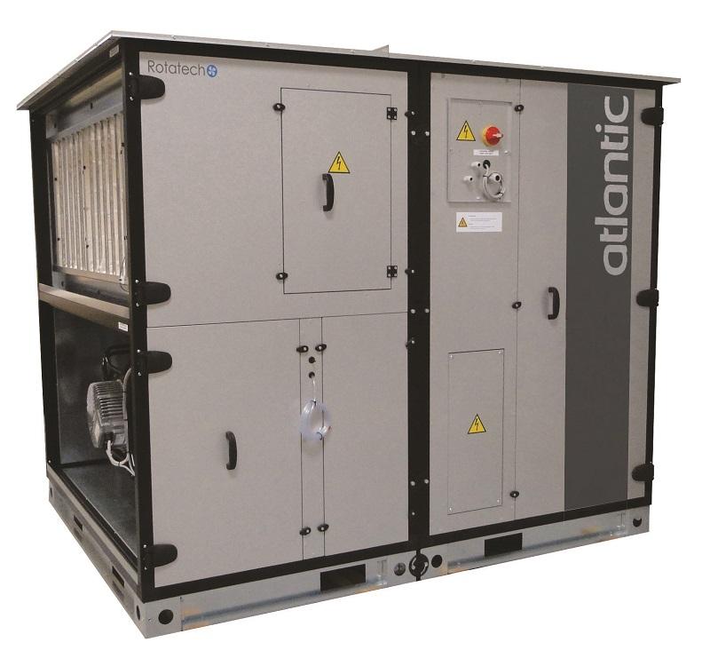 Génie climatique climatisation industriel atlantic