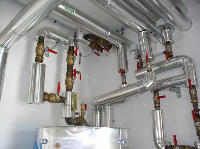 Maintenance système climatique industriel tertiaire
