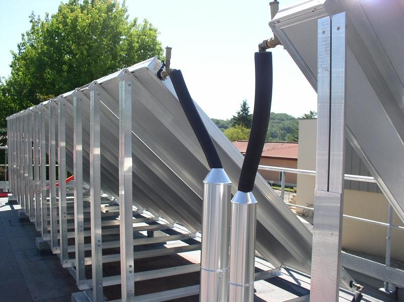 Maintenance Panneau solaire photovoltaique industriel