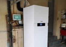Installation d'une pompe à chaleur air-eau