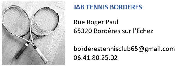JAB Tennis Club Bordères